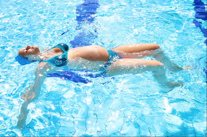 la natation, bon pour la santé !