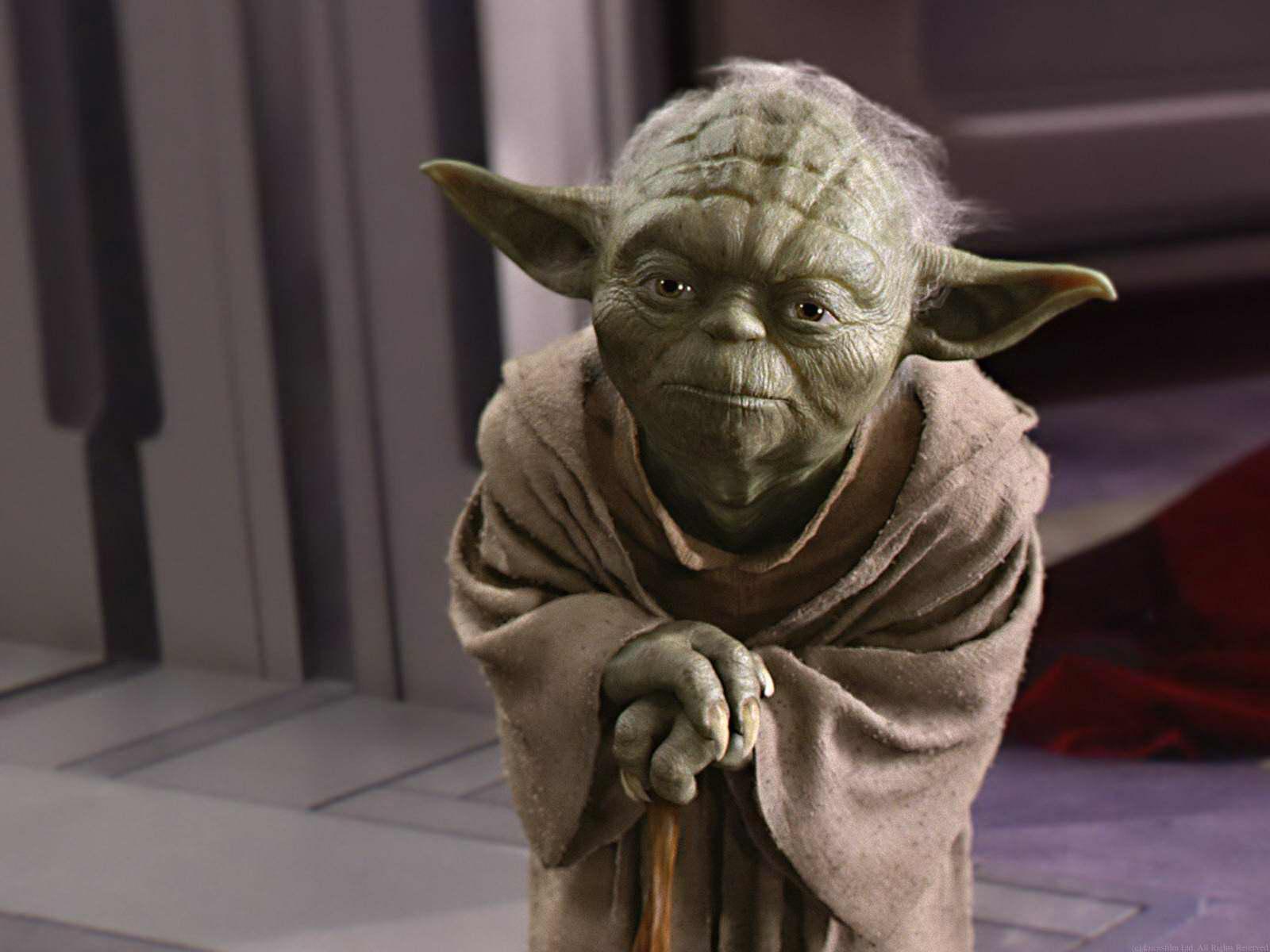 Yoda ostéopathe ?