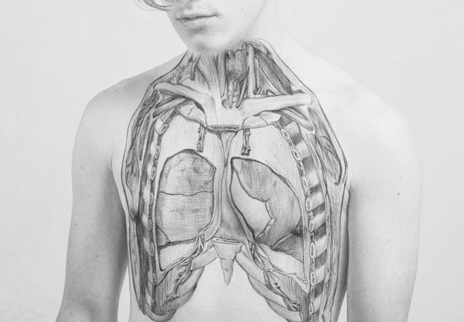 La précordialgie, traitement de l'osteopathe