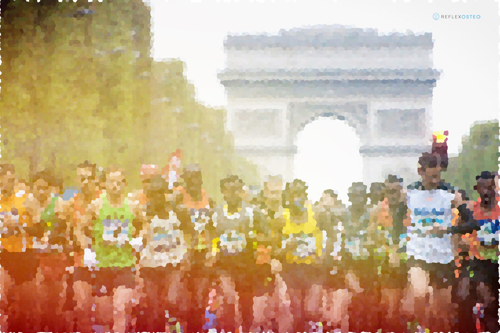 Marathon Paris ostéopathes