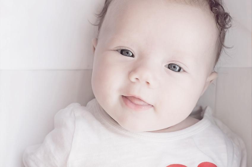 Traitement ostéopathique du torticolis du nourrisson.