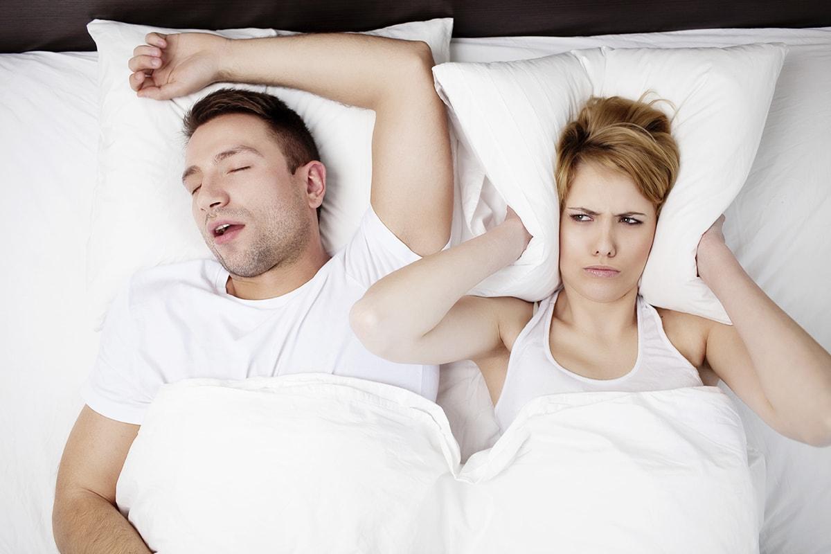 Votre ostéopathe peut intervenir pour traiter les troubles du sommeil.