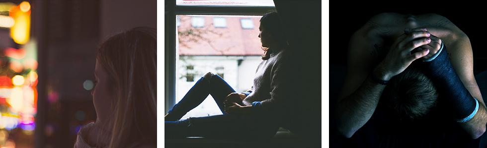 Le dépression peut atteindre diff