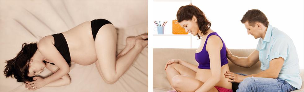 Ne restez pas avec vos douleurs enceinte, l'ostéopathie aide à les soulager