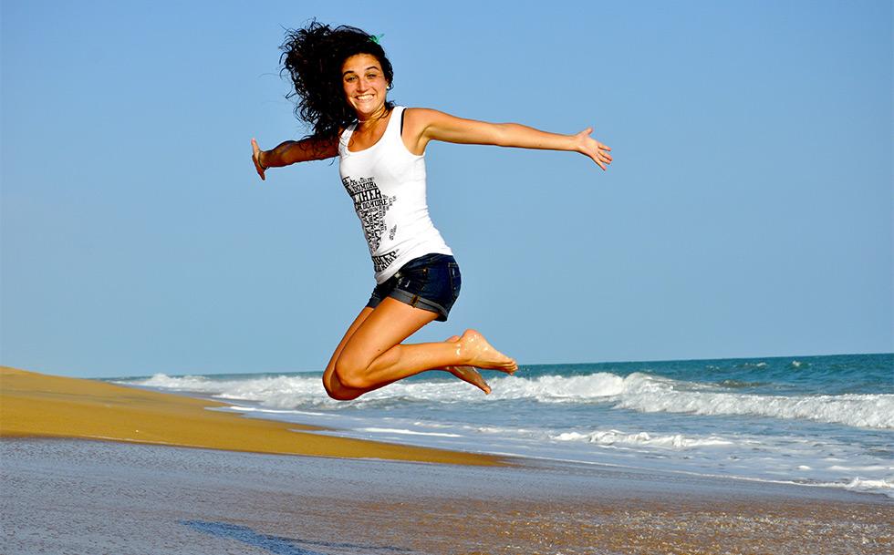 Une pratique sportive régulière, c'est l'assurance de rester en bonne santé !