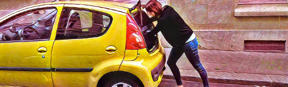 Une bonne position en voiture est essentielle !