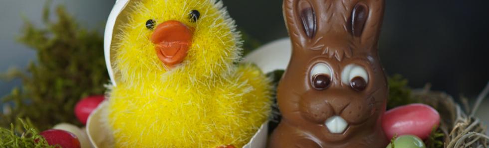 Pâques, deuxième meilleur prétexte des français pour manger du chocolat après Noël !