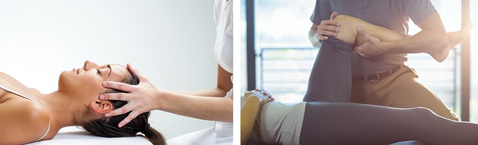 Ostéopathie et kinésithérapie sont différentes et pourtant si proches...