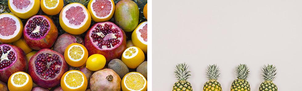 De nombreux aliments aident à éviter l'inflammation de l'organisme