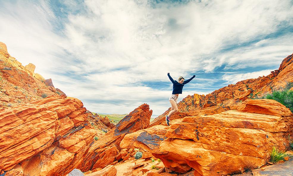 La randonnée est idéale pour sa santé générale, attention cependant à être bien préparé !