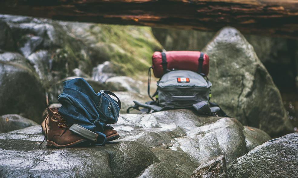 Il est important de partir bien préparé pour une randonnée