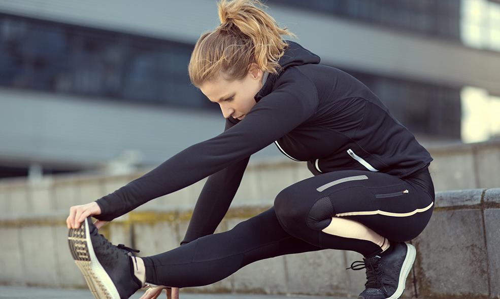 Les entorses de la cheville sont les plus courantes en blessures de randonnée