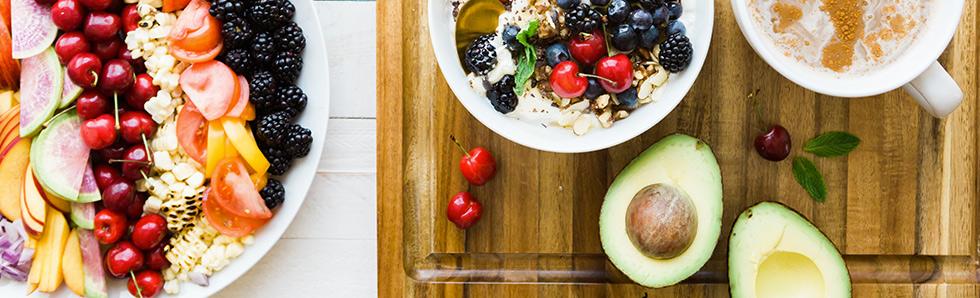 Manger sainement est la base d'une bonne santé