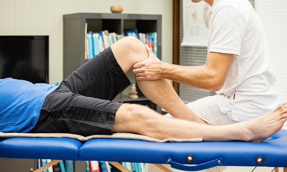 Le syndromùe rotulien est l'une des causes les plus fréquentes de consultation ostéopathique