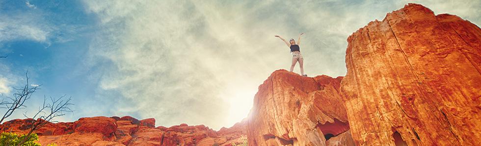 Pour vivre la montagne sereinement, l'ostéopathie peut vous apporter de bons conseils avant une ascension en haute montagne